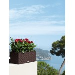 Balkoninis lauko vazonas Lechuza Balconera Cottage 50 1