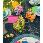 Maža keramikinė pinigų taupyklė vaikams Varlytė Fredis 2