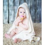 Lininis vokelis - vonios rankšluostis kūdikiui 1