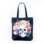 Krepšys 'Flora Skull'
