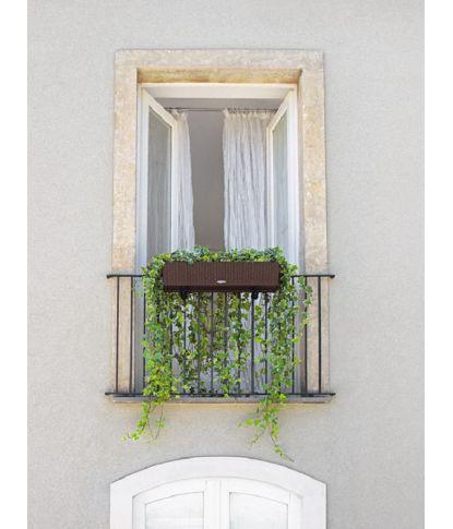 Balkoninis lauko vazonas Lechuza Balconera Cottage 50 6