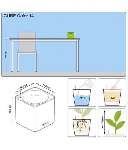 Cube Color 14 3