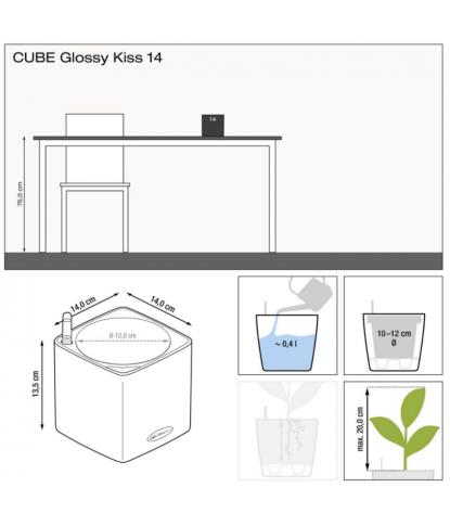 Cube Glossy Kiss 14 1