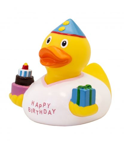 Vonios ančiukas Mergaitės gimtadienis 2