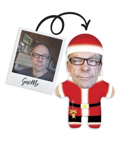 """Personalizuota pagalvėlė """"Kalėdų senelis"""""""