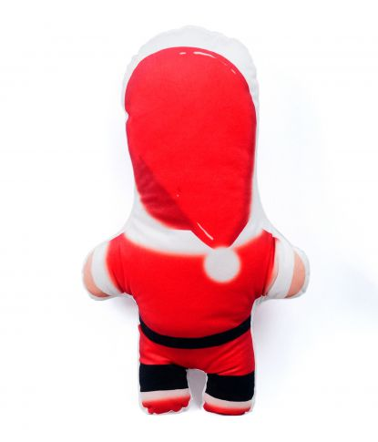 """Personalizuota pagalvėlė """"Kalėdų senelis"""" 2"""