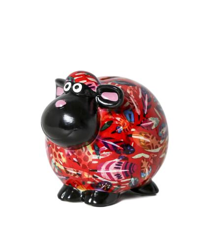 Didelė keramikinė pinigų taupyklė Avytė Giselle