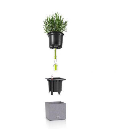 Lechuza augalų vazonas Canto Stone 14 2