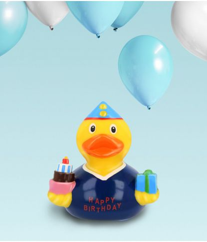 Vonios ančiukas Berniuko gimtadienis 1