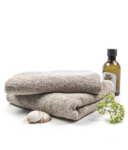 Natūralaus minkštinto lino rankšluostis 1