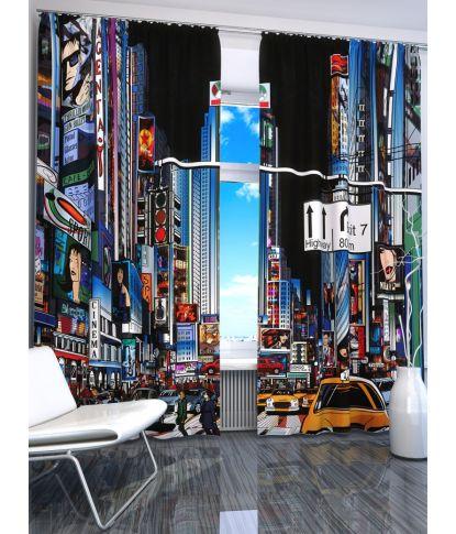 Užuolaidos 'Times Square'