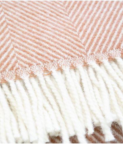 Stilingas avių vilnos pledas Scandimama '206 1