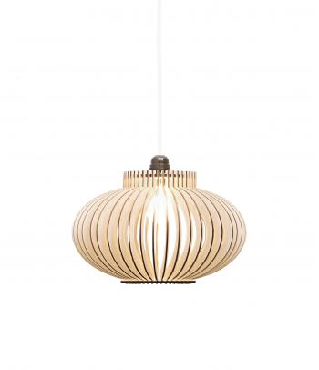 Skandinaviškas medinis pakabinamas šviestuvas 'London S'