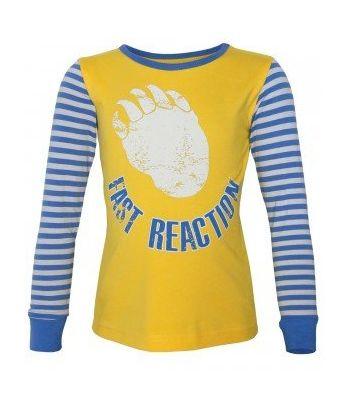 Margi medvilniniai vaikiški marškinėliai