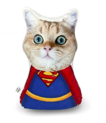 """Personalizuota pagalvėlė """"Supermenas"""""""
