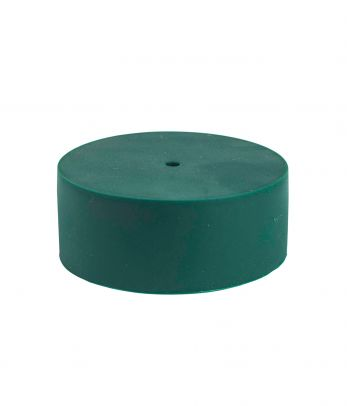 Stilingas silikoninis lubų gaubtas dark green