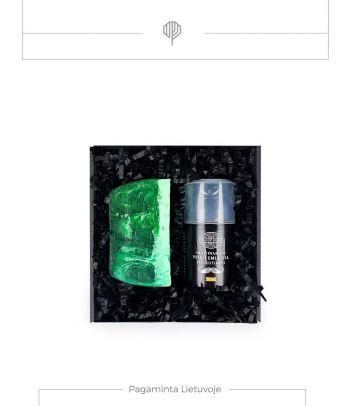 Rinkinys vyrui – Smaragdo atspalviai