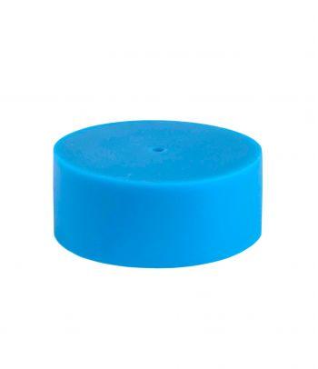 Mėlynas silikoninis lubų gaubtelis blue