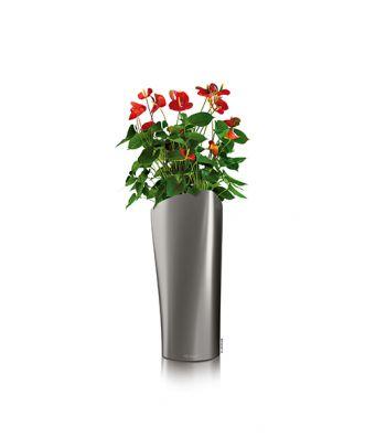 Plastikinis vazonas gėlėms Lechuza Delta