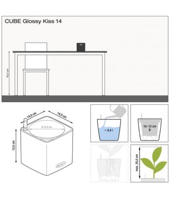 Cube Glossy Kiss 14