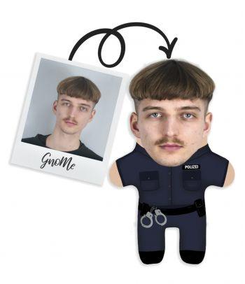 """Personalizuota pagalvėlė """"Policininkas"""""""