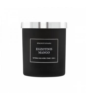 Sojų vaško žvakė Egzotinis mango'
