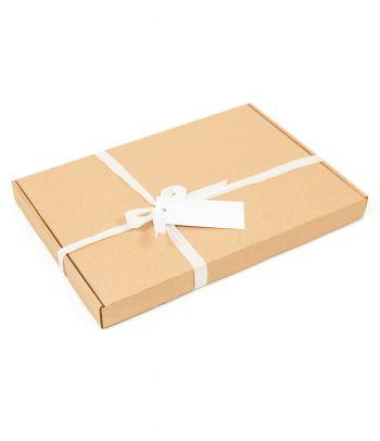 Languotas alpakos šalikas su dovanų dėžute