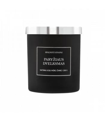 Sojų vaško žvakė 'Paryžiaus Dvelksmas'