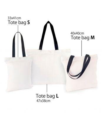 Personalizuotas krepšys su šeimos nuotrauka
