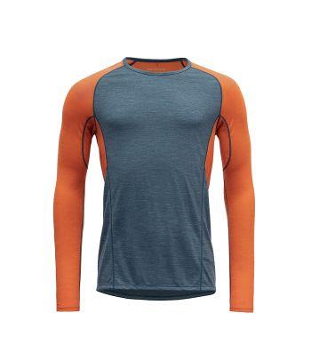 Apatiniai vyriški termo marškinėliai bėgimui Devold