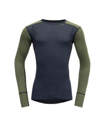 Merino vilnos apatiniai termo marškinėliai vyrams Devold