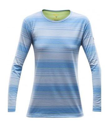 Švelnūs merino vilnos marškinėliai vaikams Devold