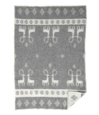 Vaikiškas vilnonis pledas Karališki elniai
