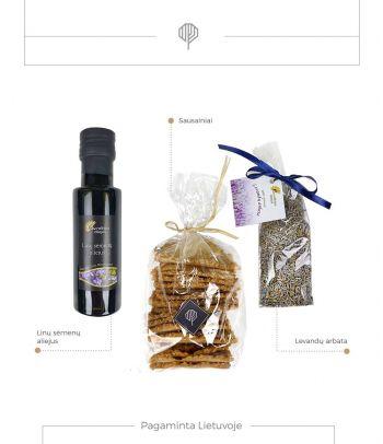 Skani dovana – Provanso žiedai