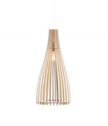 Pailgas medinis pakabinamas šviestuvas 'Venice M'