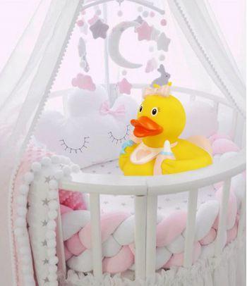 Vonios ančiukas Kūdikis Mergaitė