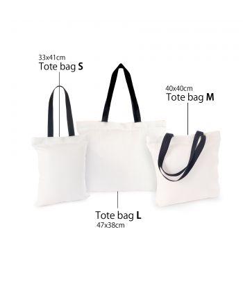 Patogus tekstilinis pirkinių krepšys 'Chill out'