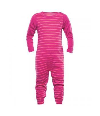 Merino vilnos pižama rožinė Devold