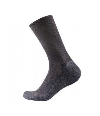 Merinosų vilnos kojinės Devold Multi Medium Black 1 pora