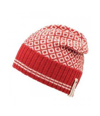 Raštuota moteriška vilnos kepurė Devold Chilli