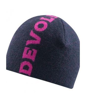 Švelni šilta vilnonė kepurė Devold Ink