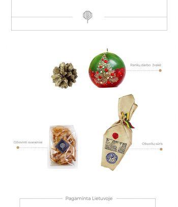 Kalėdinis rinkinys – Gamtos dovanos