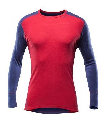 Vilnoniai termo marškinėliai vyrams Devold Universe